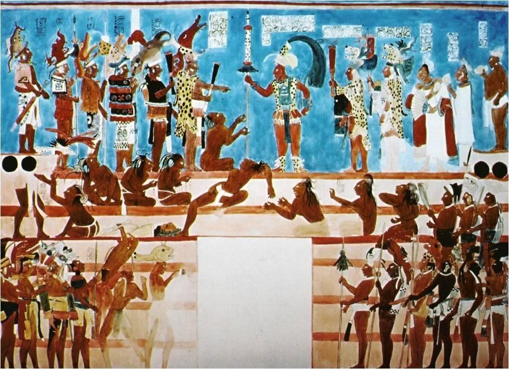 mayan sacrifice reenactment - 1038×752